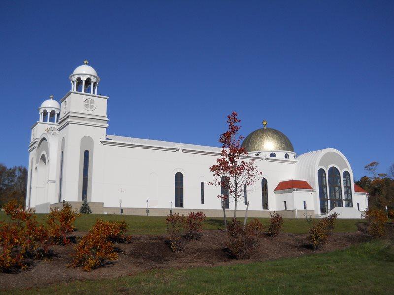 Eagle Cornice St Mary And St Mena Church