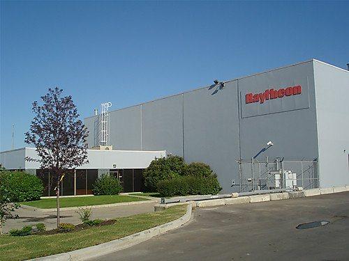 Eagle Cornice Raytheon